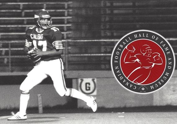 Greg Vavra inducted into Canadian Football Hall of Fame